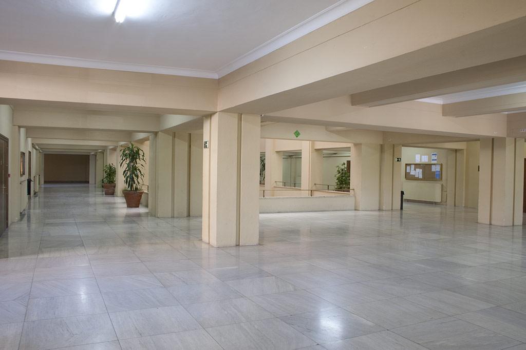 Facultad de Medicina - Galería primera planta