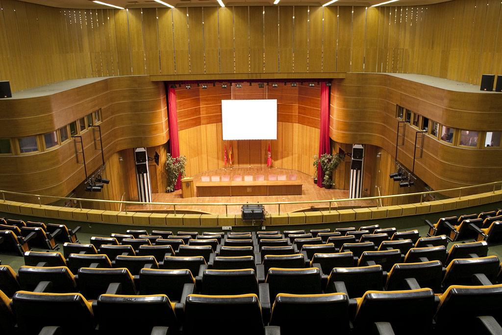 Facultad de Medicina - Gran Anfiteatro Ramón y Cajal