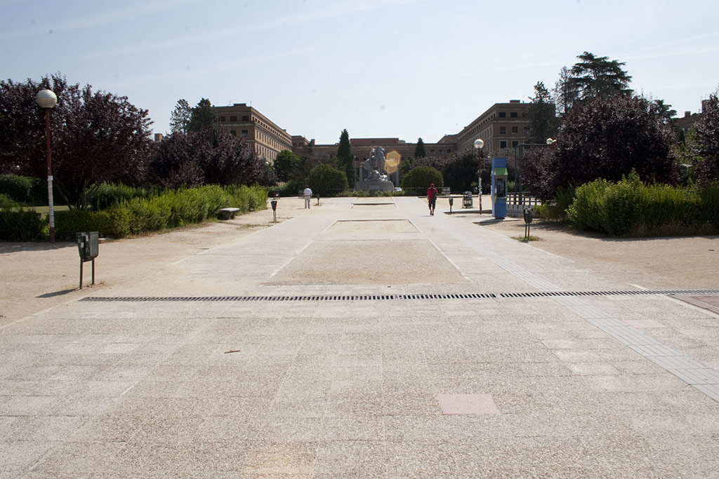 Plaza de Ramón y Cajal