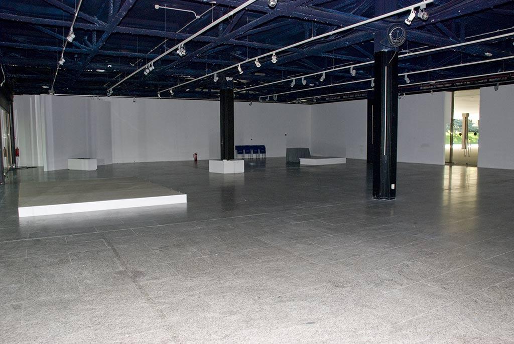 Sala de exposiciones c arte c del Museo del Traje