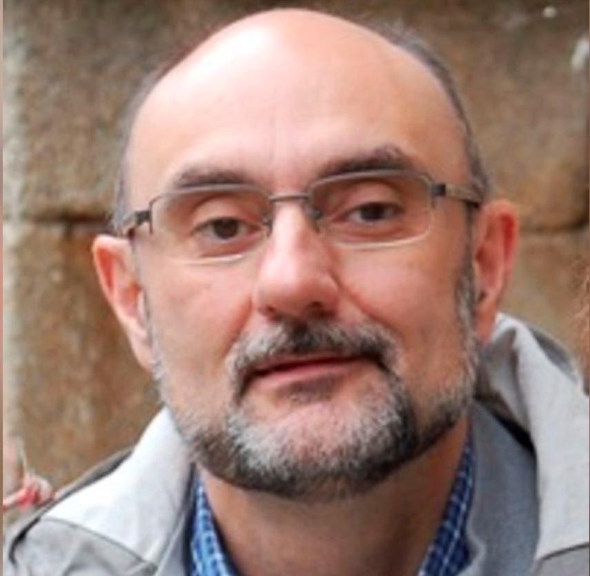 Javier Docampo, un hombre extraordinario
