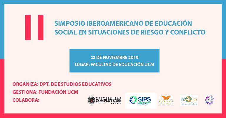 II SIMPOSIO IBEROAMERICANO DE EDUCACIÓN SOCIAL EN SITUACIONES DE RIESGO Y CONFLICTO