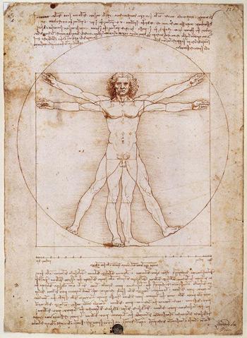 Boceto. Leonardo da Vinci.
