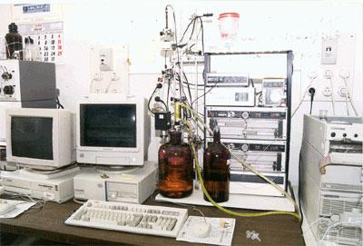 Equipamiento utilizado en el desarrollo de la tecnología