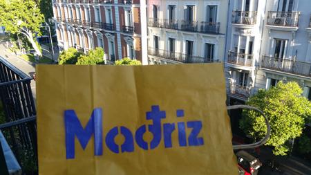 Madrid, miradas. Dora Román Gil.