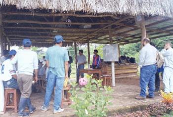 Taller de identificación y formulación en San Salvador.