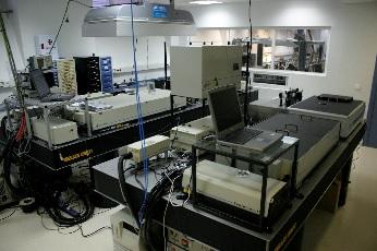 Centro de Láseres Ultrarrápdios - CLUR (UCM). / Jesús González Izquierdo.
