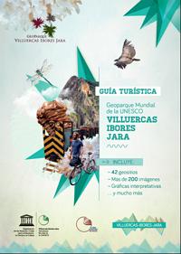 Guía turística del geoparque Villuercas Ibores Jaras.