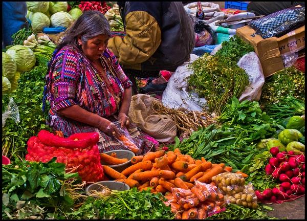 Las verduras son la fuente principal de ácido úrico. / Guillén Pérez.