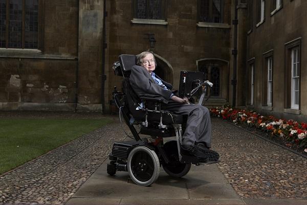 Stephen Hawking convivió con ELA durante 55 años. /  Lwp Kommunikáció.