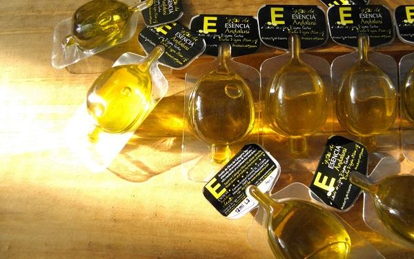 El sensor permite distinguir aceites aparentemente similares. / Esencia Andalusí.
