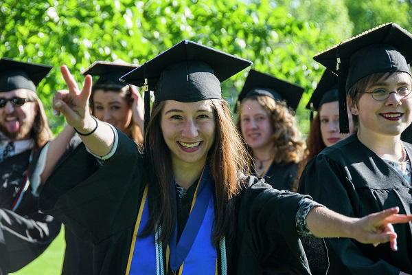 El optimismo es una herramienta que puede ayudar a la búsqueda de empleo / Berry College