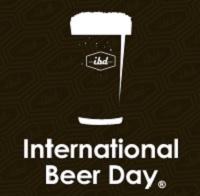 Logo de la celebración. / internationalbeerday.com