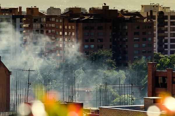 En un principio, la herramienta está pensada para incendios en edificios. /  Diego Cambiaso.