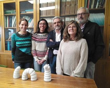Investigadores e investigadoras UCM. / UCM.