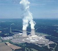 Planta de energía nuclear en Susquehanna (EEUU). / Wikimedia.