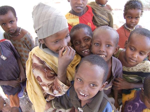Sam Photo Diagnosis App lucha contra el hambre infantil. / ACF International.