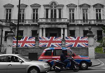 Reino Unido tendrá que reconstruir todos sus acuerdos comerciales. / Tyler Merbler.