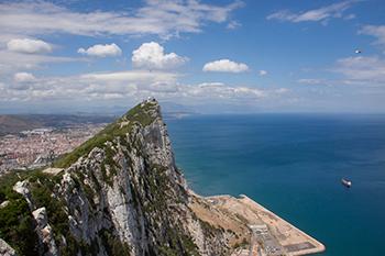 La salida de Reino Unido de la Unión Europea tiene repercusiones para la colonia de Gibraltar. / ChrisGoldNY.