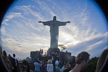 Turistas en Río de Janeiro. / S.