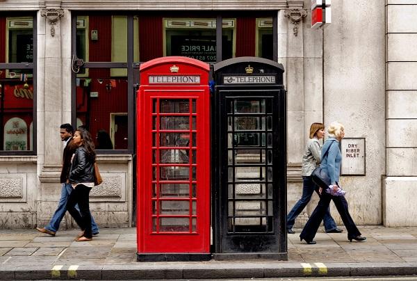Londres es el primer destino de los jóvenes españoles que emigran. / Ángel Torres.