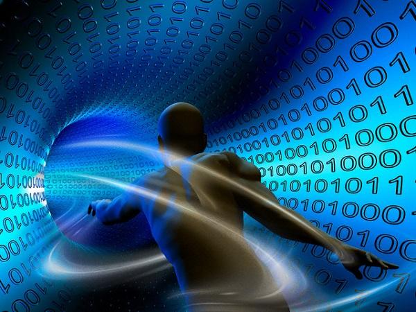 La ciberseguridad protege la ingente cantidad de datos vertidos en la red. / Ana Ramírez de Arellano.