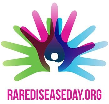 Logotipo del Día Mundial de las Enfermedades Raras. / Feder.