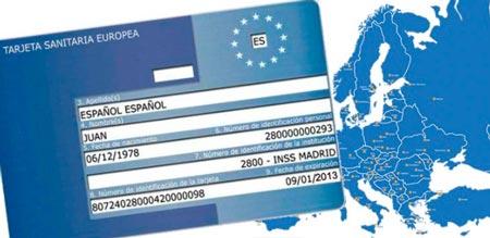foto tarjeta sanitaria europea