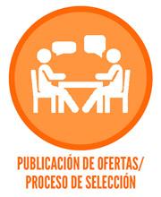 Publicación de ofertas y selección de los candidatos