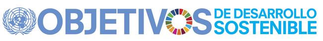 Objetivos de Desarrollo Sostenible -logo-