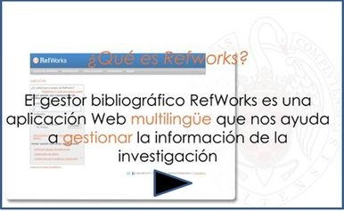 Vídeo RefWorks