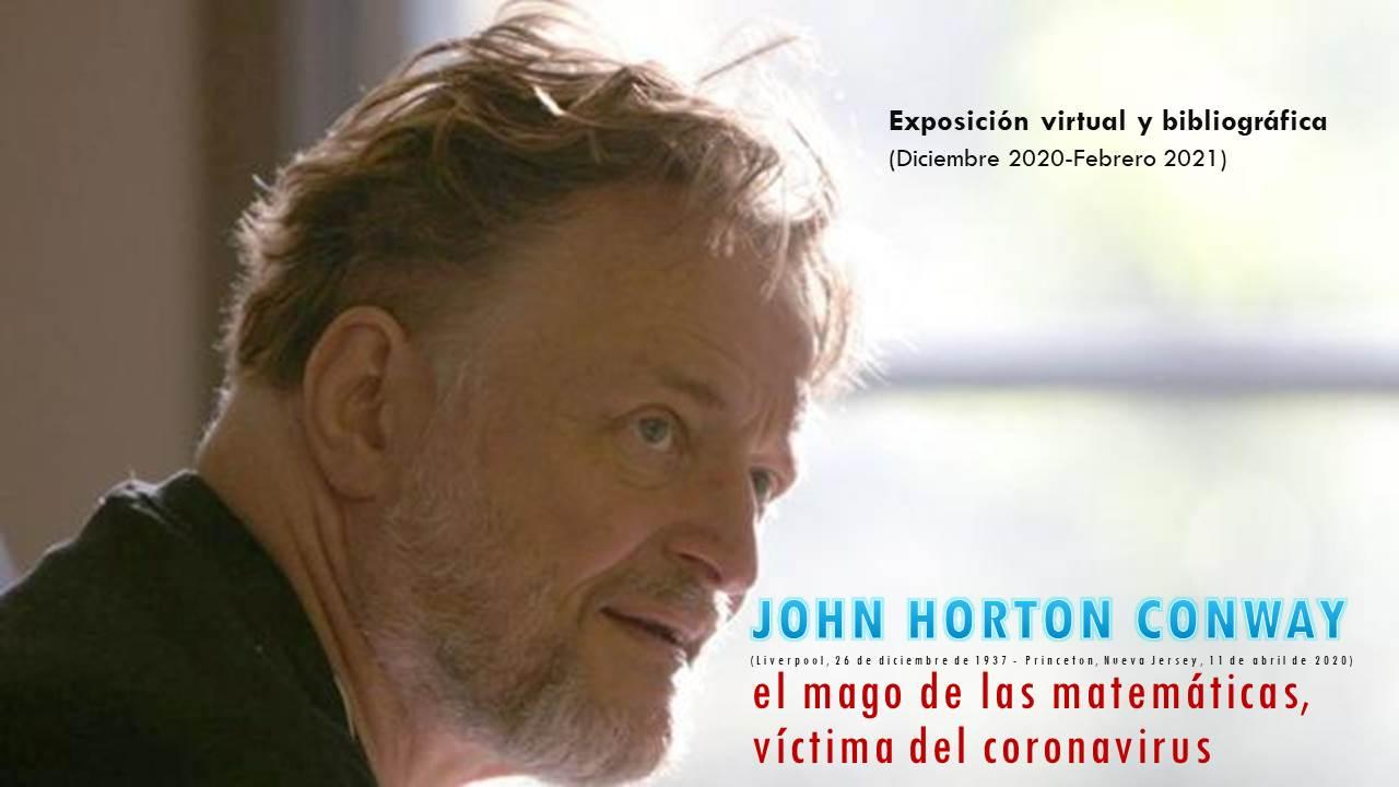 Exposición John Horton Conway