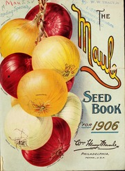 The Maule seed book for 1906