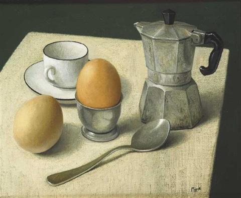 Stuart Morle - Still Life With Eggs
