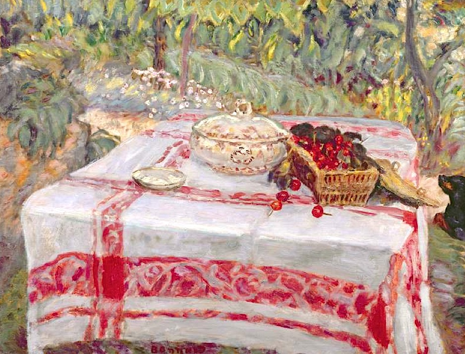 Pierre Bonnard - 1867-1947 - Cerezas