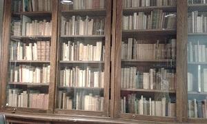 Biblioteca personal de Antonio Gramsci durante sus años de prisión