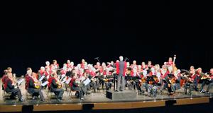 Orquesta de Pulso y Púa de la Universidad Complutense de Madrid