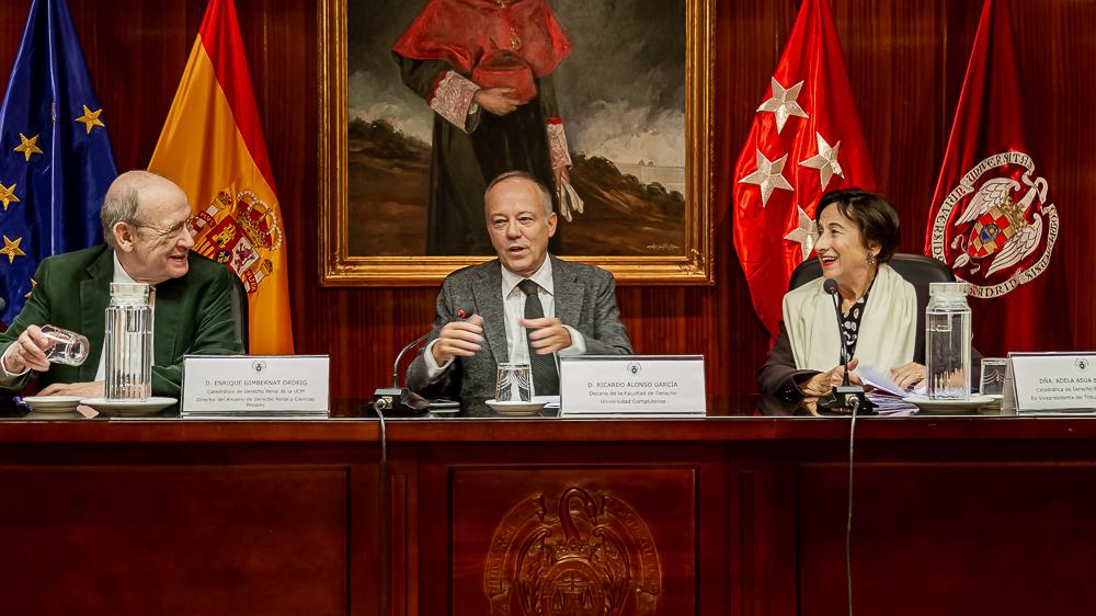Acto de defensa pública y clausura de la I Edición del Premio Susana Huerta - 2