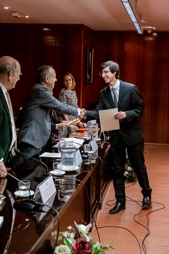 Acto de defensa pública y clausura de la I Edición del Premio Susana Huerta - 3