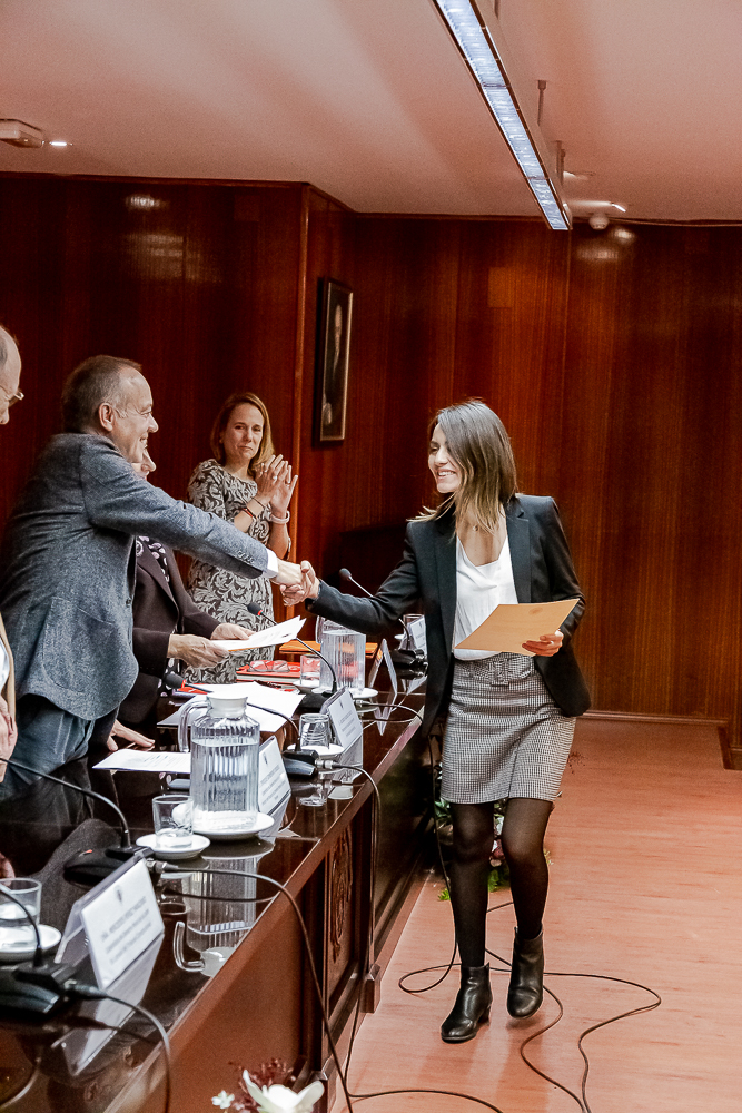 Acto de defensa pública y clausura de la I Edición del Premio Susana Huerta - 4