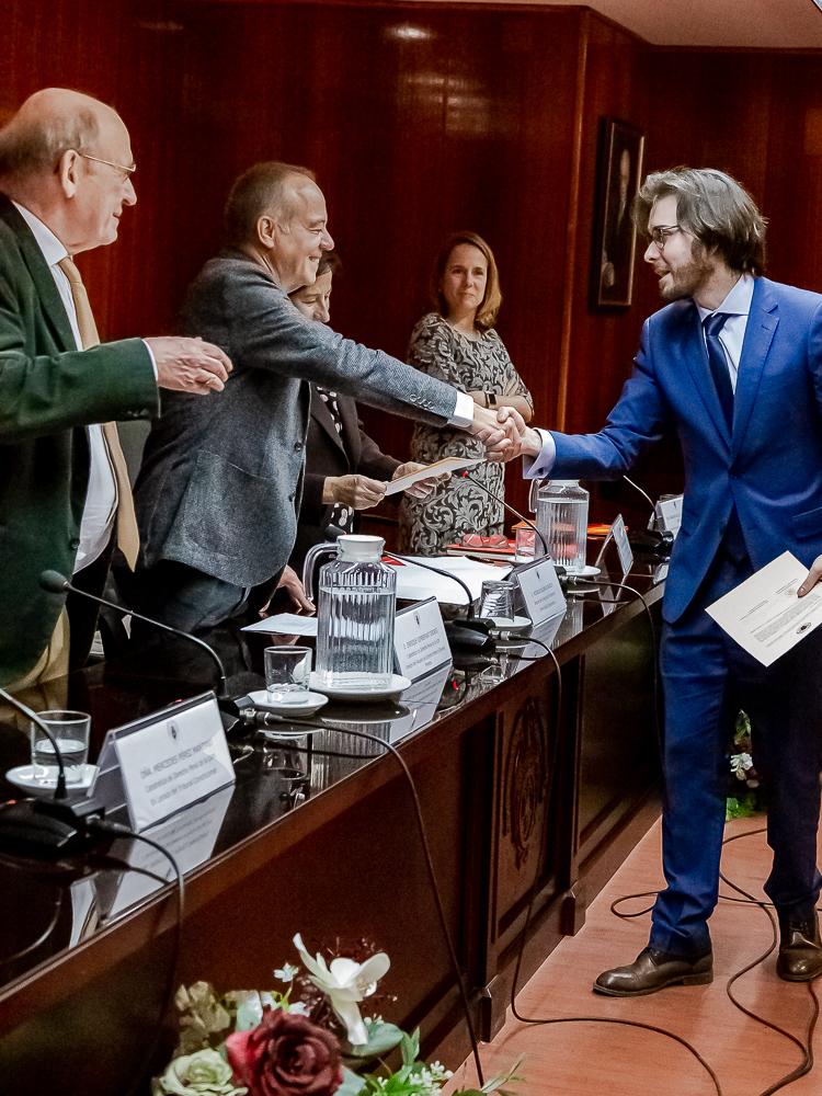 Acto de defensa pública y clausura de la I Edición del Premio Susana Huerta - 5