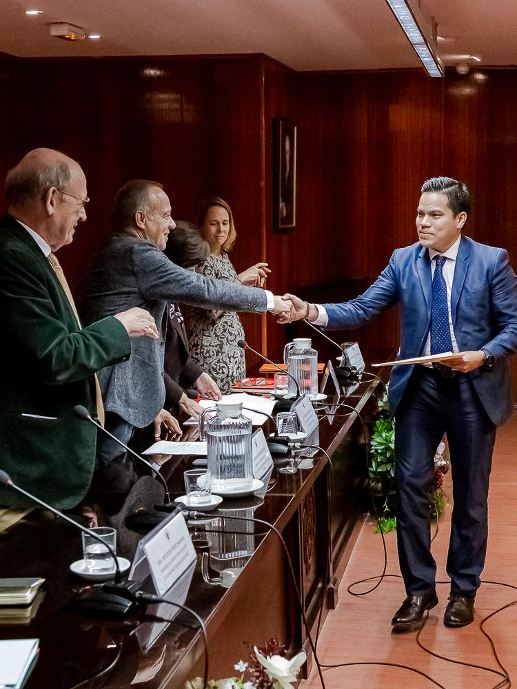 Acto de defensa pública y clausura de la I Edición del Premio Susana Huerta - 6