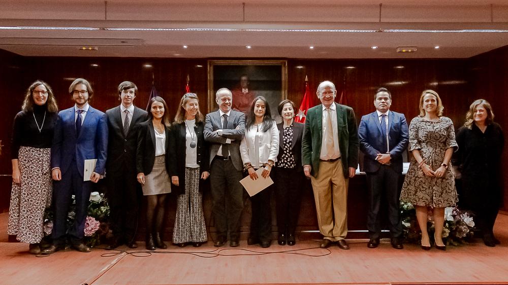 Acto de defensa pública y clausura de la I Edición del Premio Susana Huerta - 1