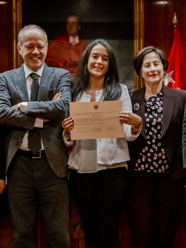 Acto de defensa pública y clausura de la I Edición del Premio Susana Huerta - 8