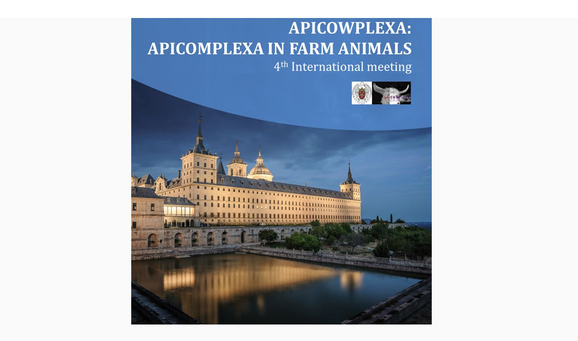Organización del 4th International Meeting on Apicomplexa in Farm Animals