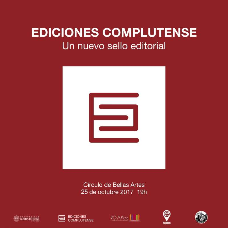 Ediciones Complutense, un nuevo sello editorial - 1