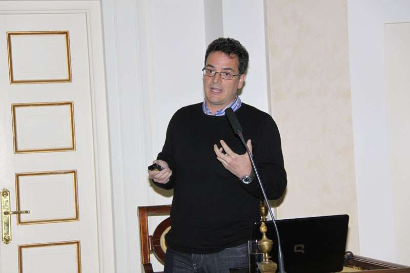 Workshop. RANF and José Casares Gil Foundation. - 12