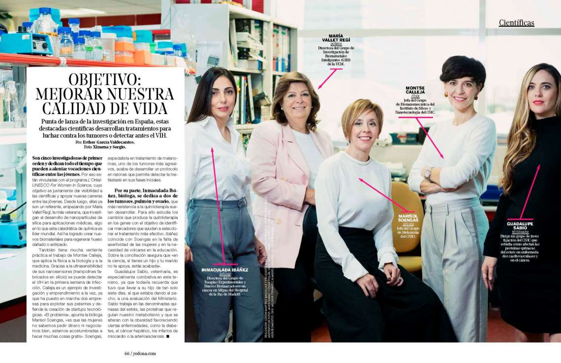 Yo Dona magazine - 7