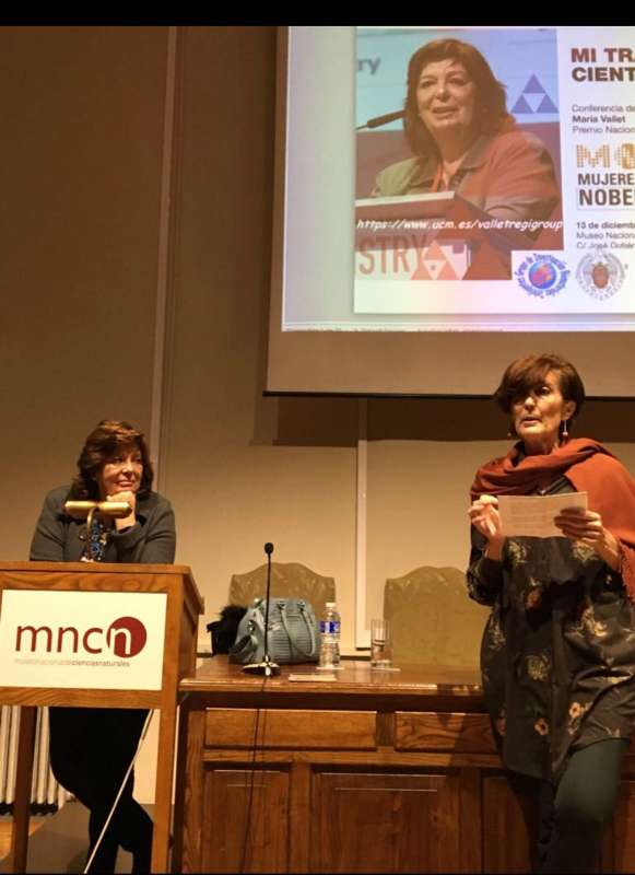 Conference at Nobel Women Exposition - 6