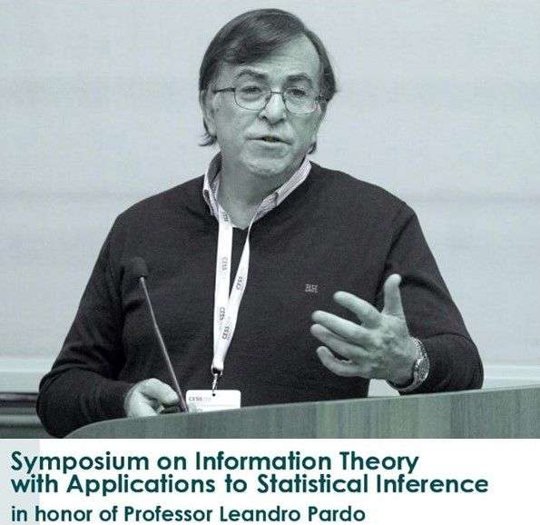 Symposium on Information Theory with Applications to Statistical Inference.